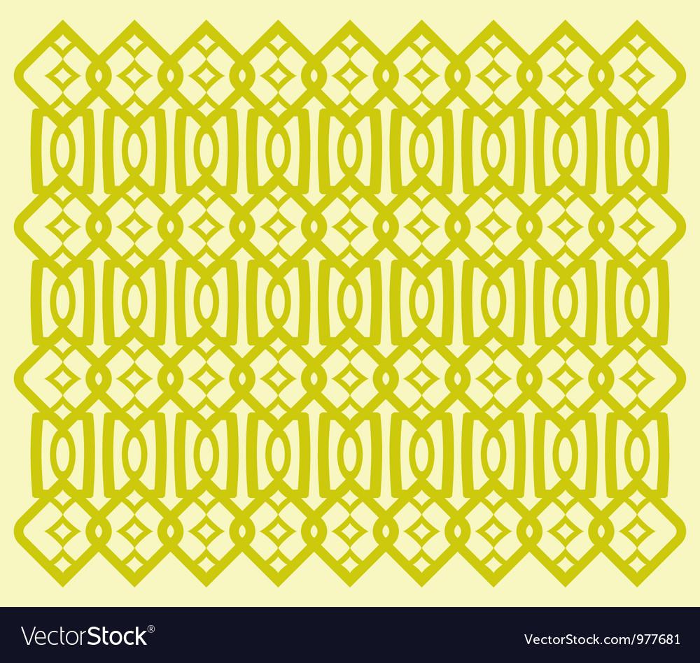 Modern trellis pattern Royalty Free Vector Image - VectorStock