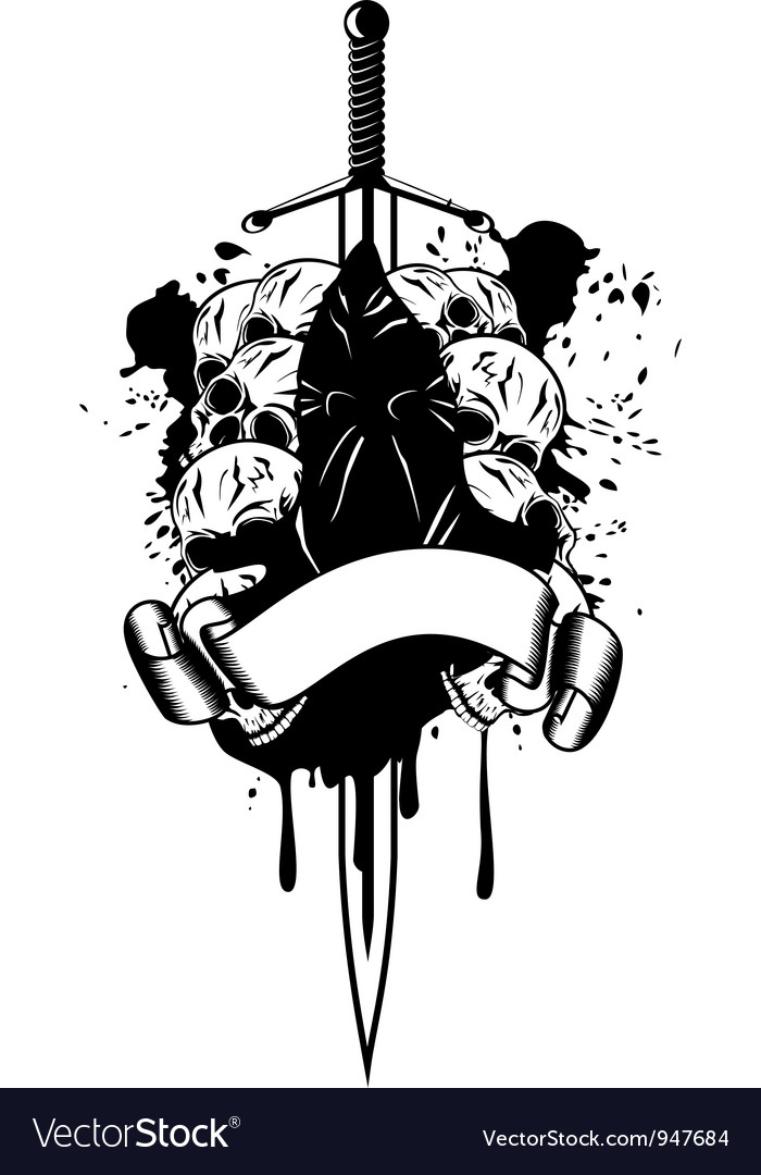 Executioner s vector image