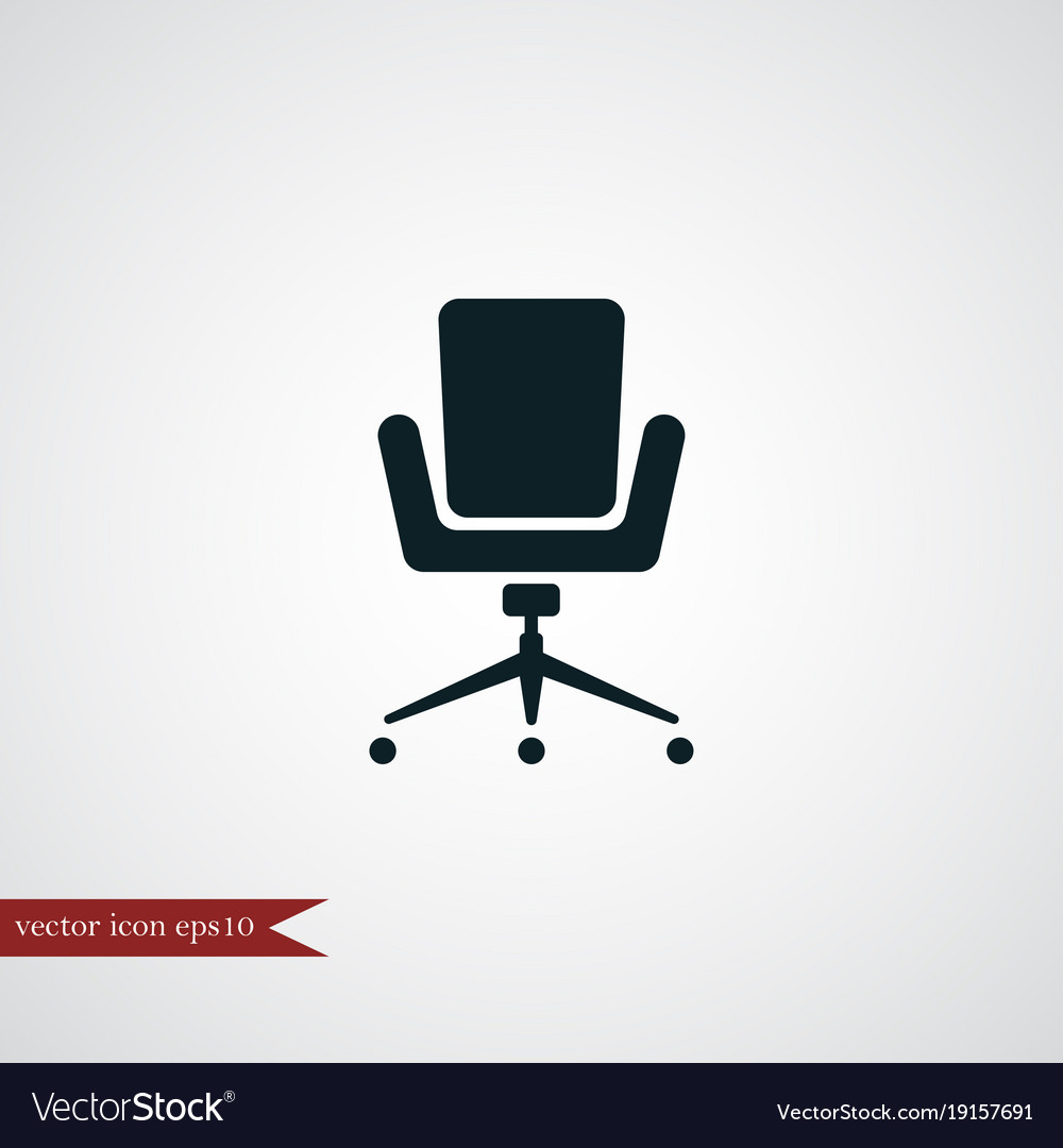 office chair icon. Office Chair Icon Simple Vector Image S