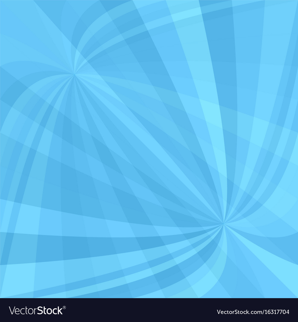 Beautiful Light Blue Bedrooms: Light Blue Curved Ray Burst Background