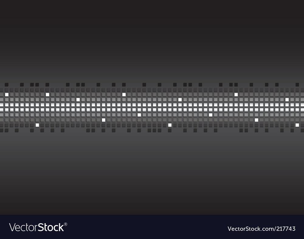 Pixel texture vector image