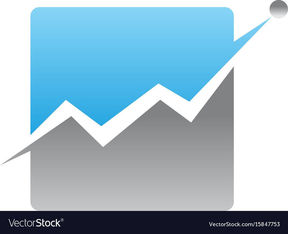 Index informatic investment vector image