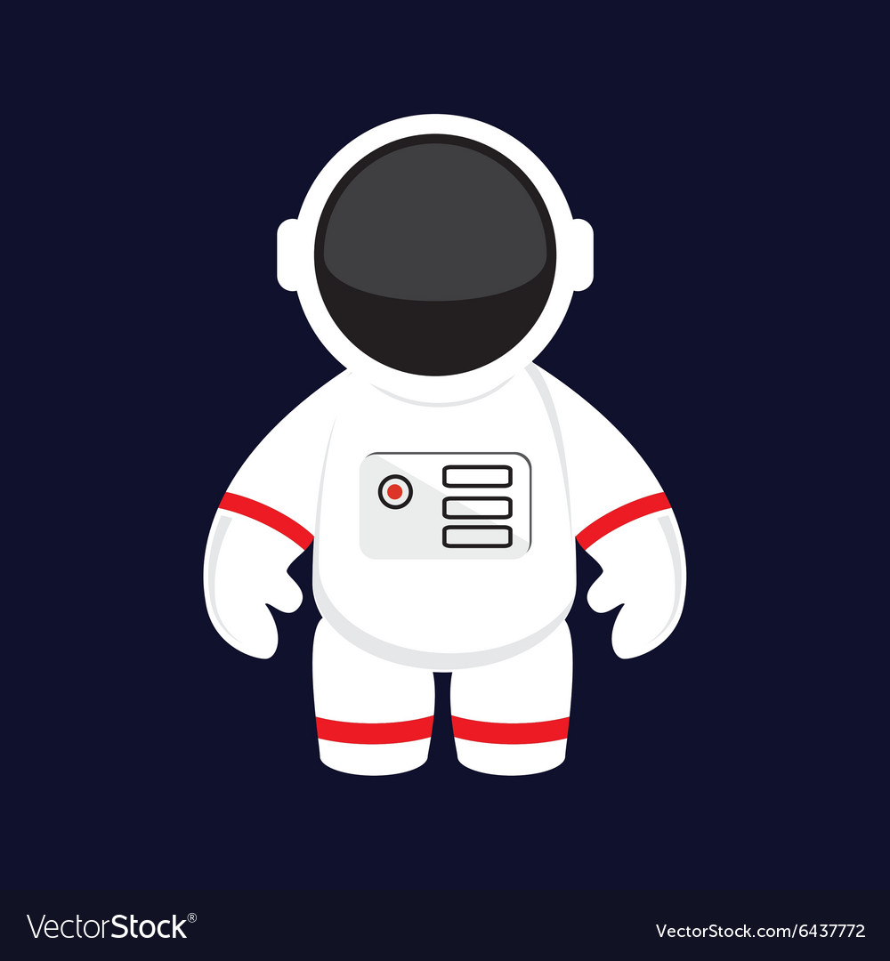Astronaut in space Roy...