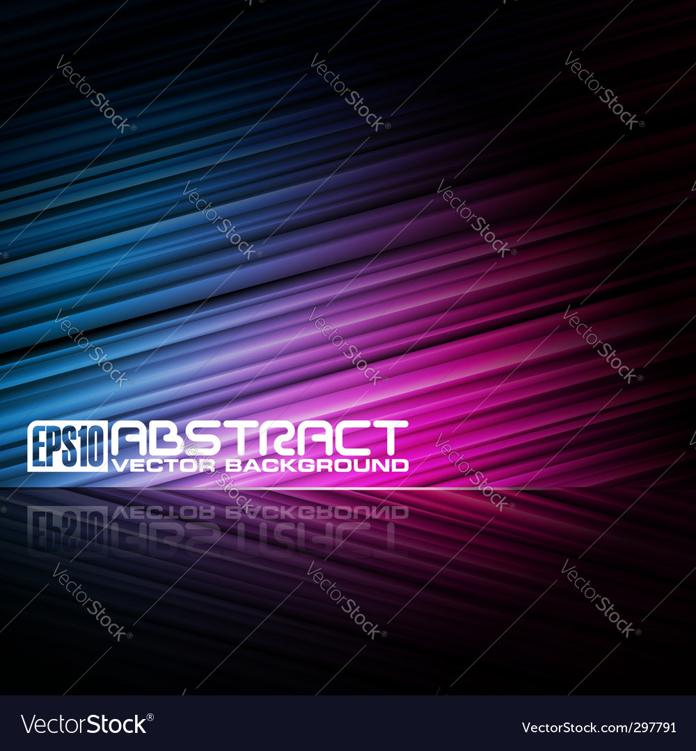 Glossy background vector image