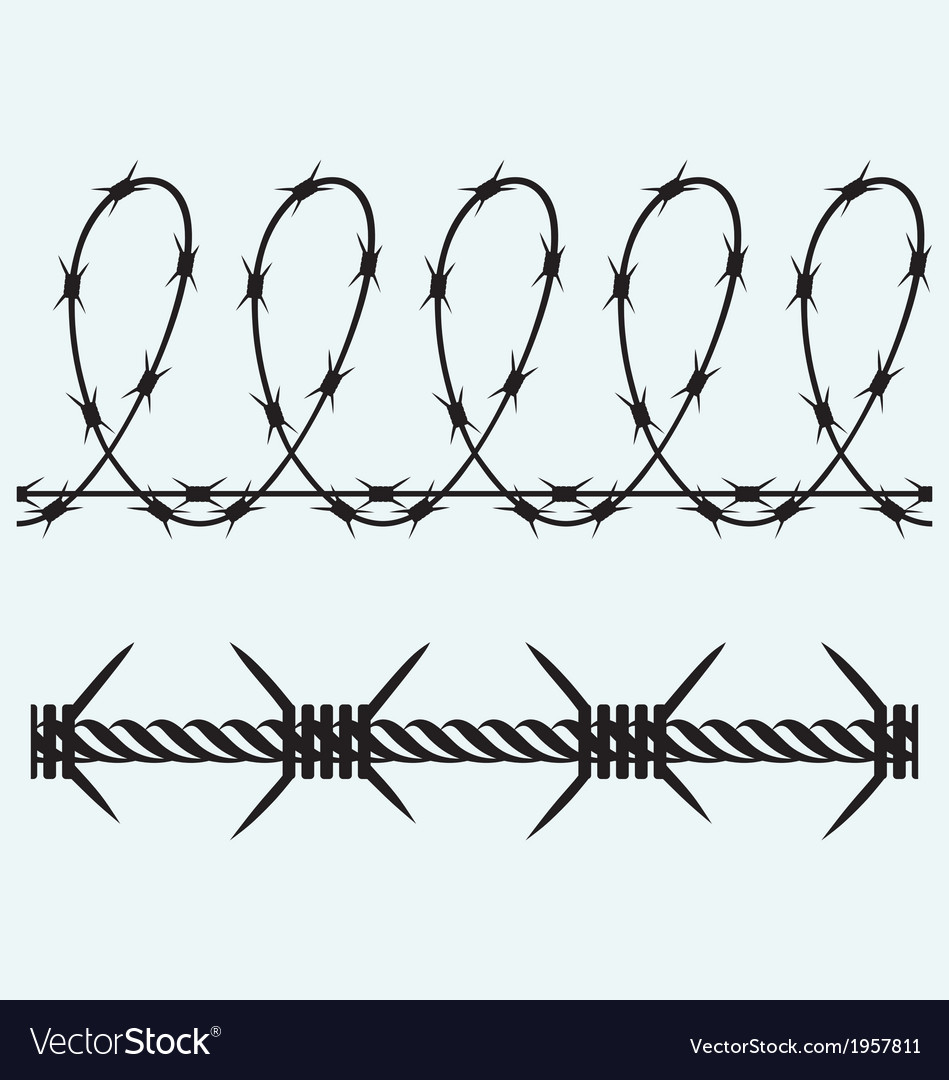 Best Barbed Wire Restraints Pictures Inspiration - Wiring Diagram ...