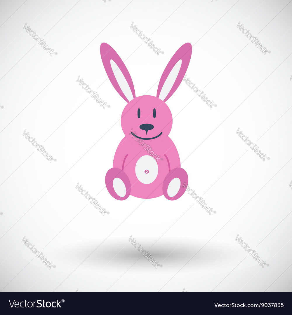 Easter jack rabbit dildo