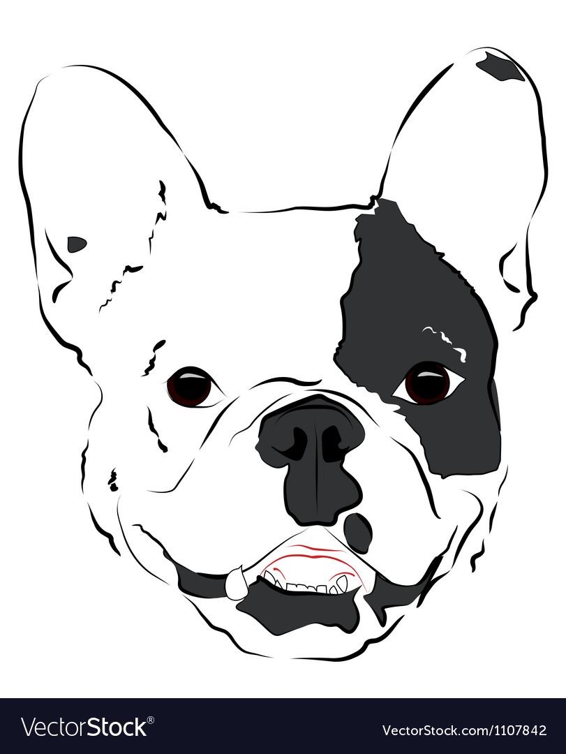 Dog 2 vector image