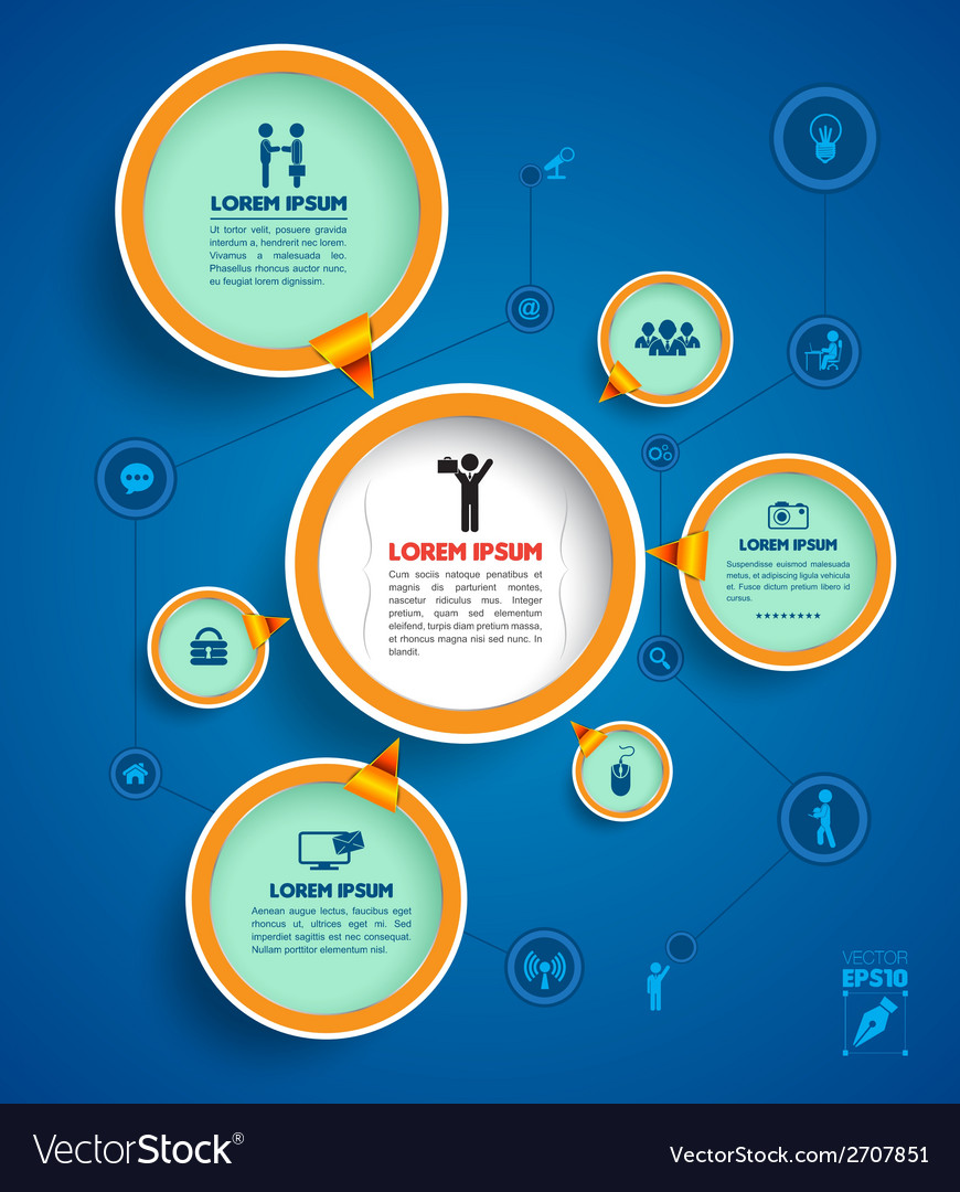 Simple infographic template choice image template design for Www wiltonprint com favor templates