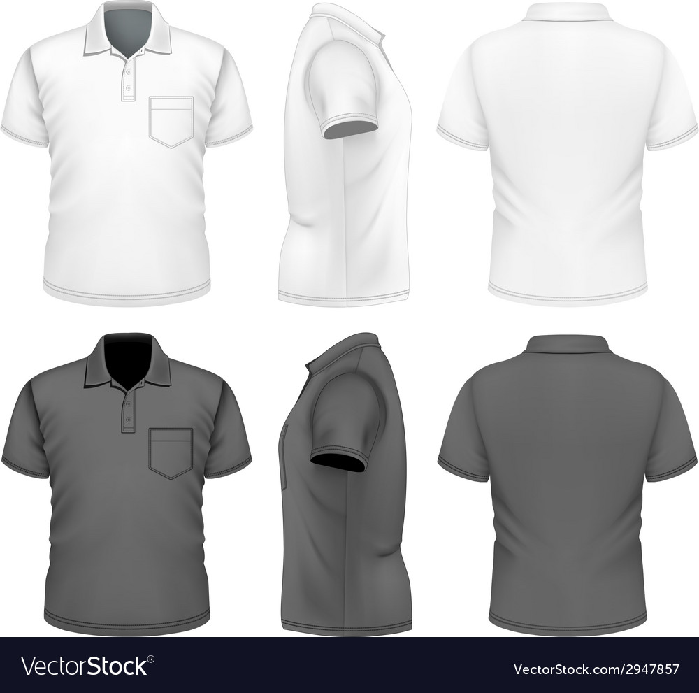 Buy black polo shirt template 57 off for Polo t shirt design online