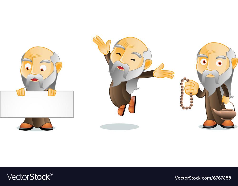 Guru 1 vector image