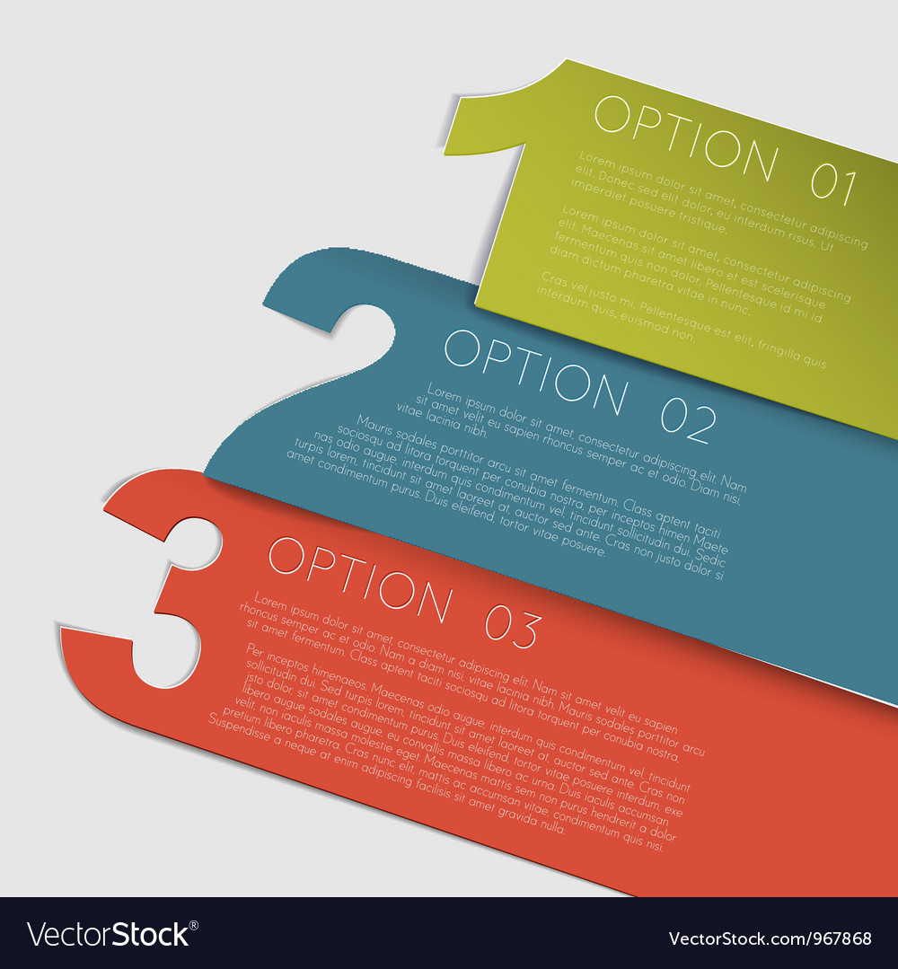 Paper Progress vector image