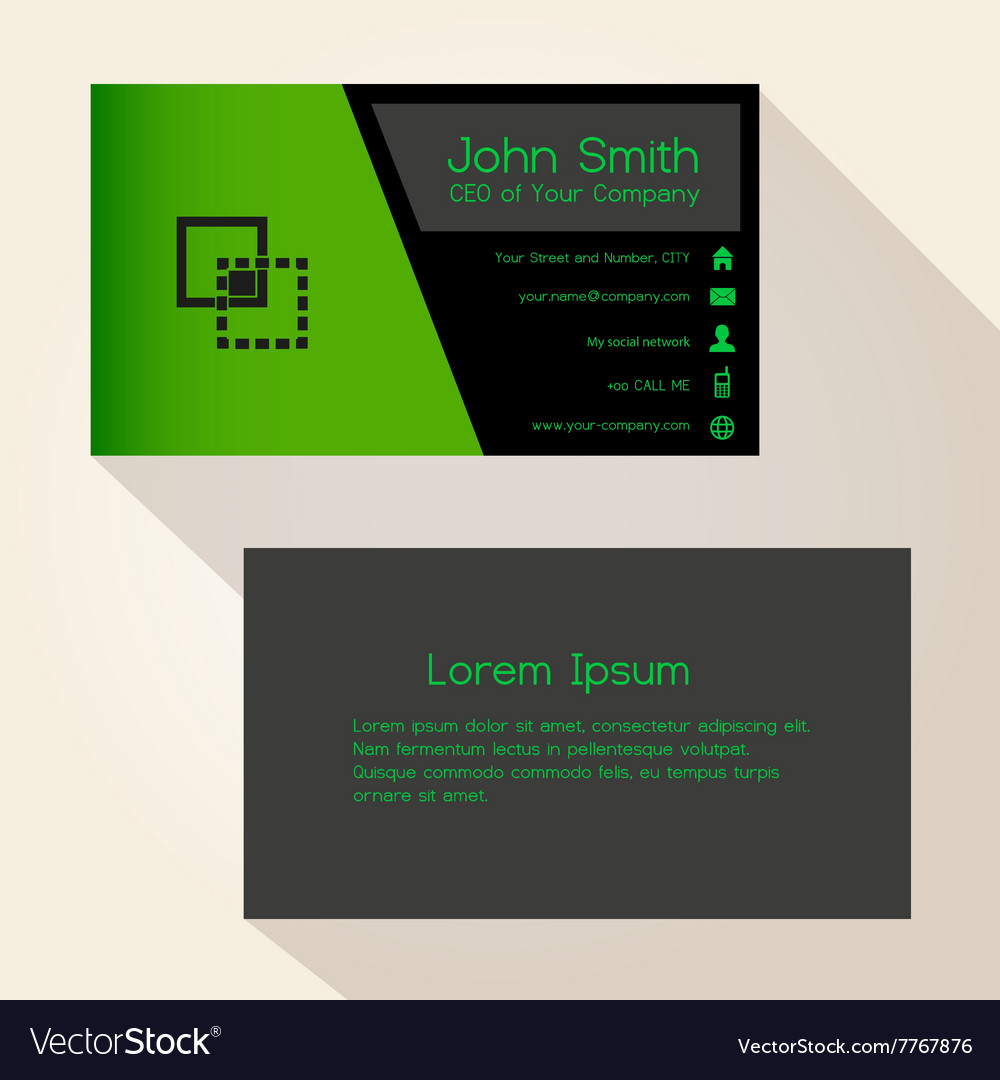 Lime Green Business Cards Image collections - Free Business Cards