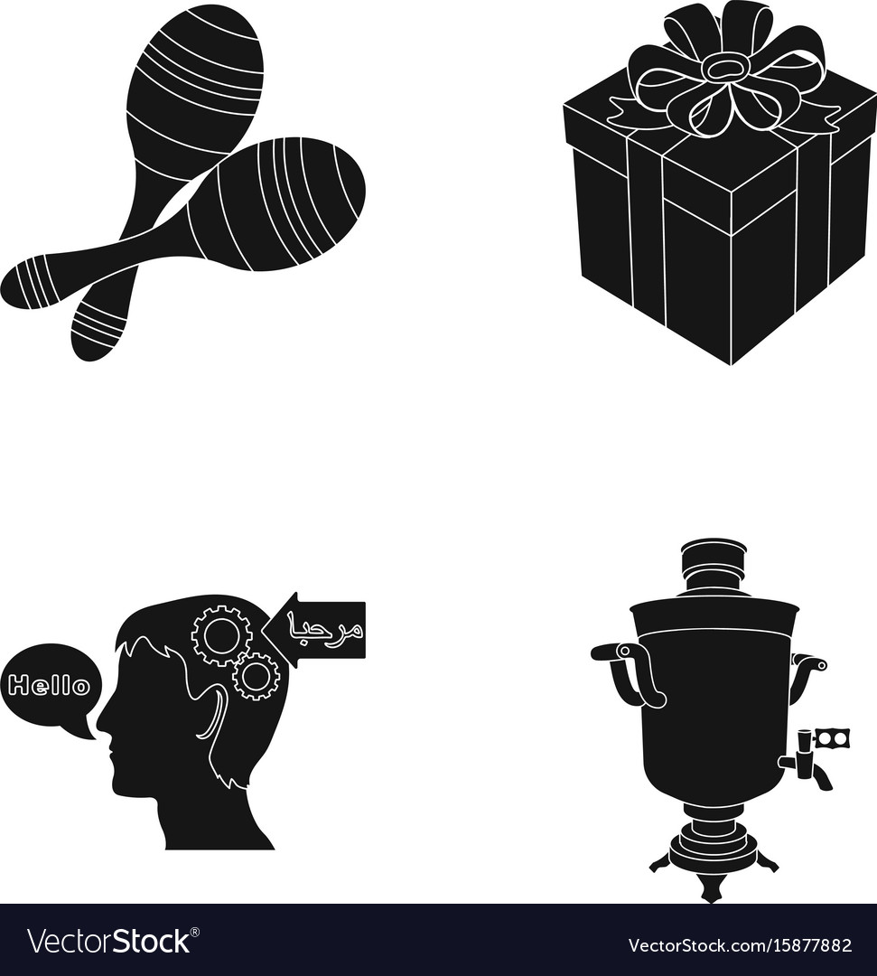 Legs translator and or web icon in black style vector image