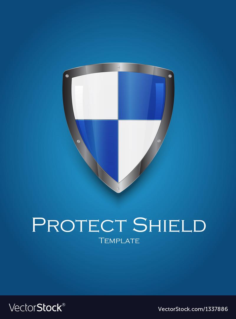 Shild icon Vector Image
