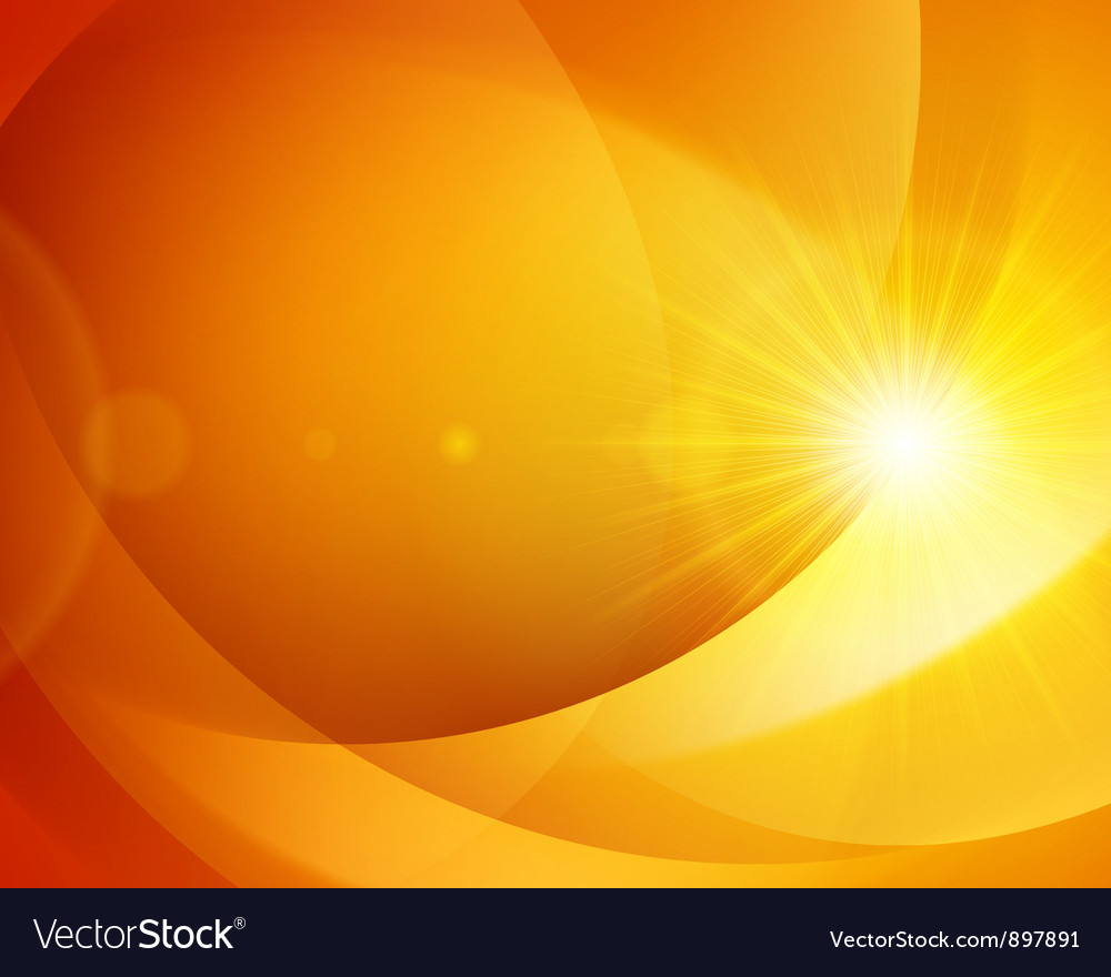 Abstract shapes swirl and light background vector image