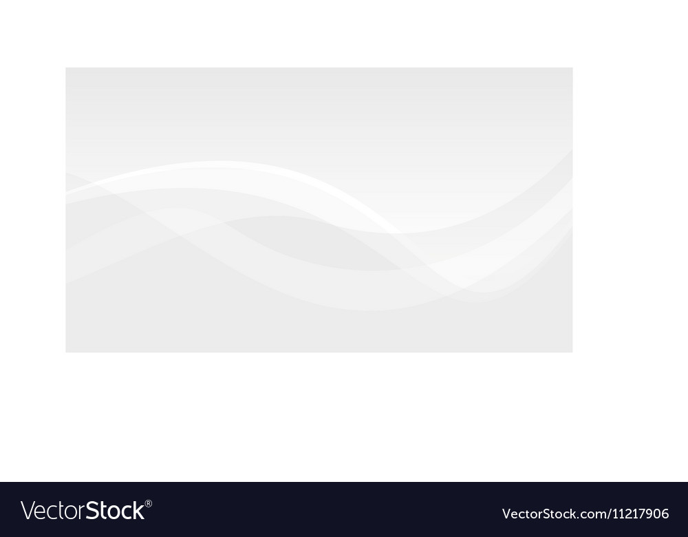 Waves pattern gray background aspect ratio 16x9 vector image