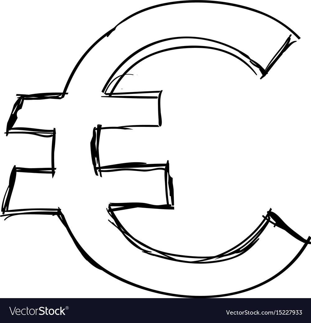 Euro money symbol royalty free vector image vectorstock euro money symbol vector image buycottarizona Gallery