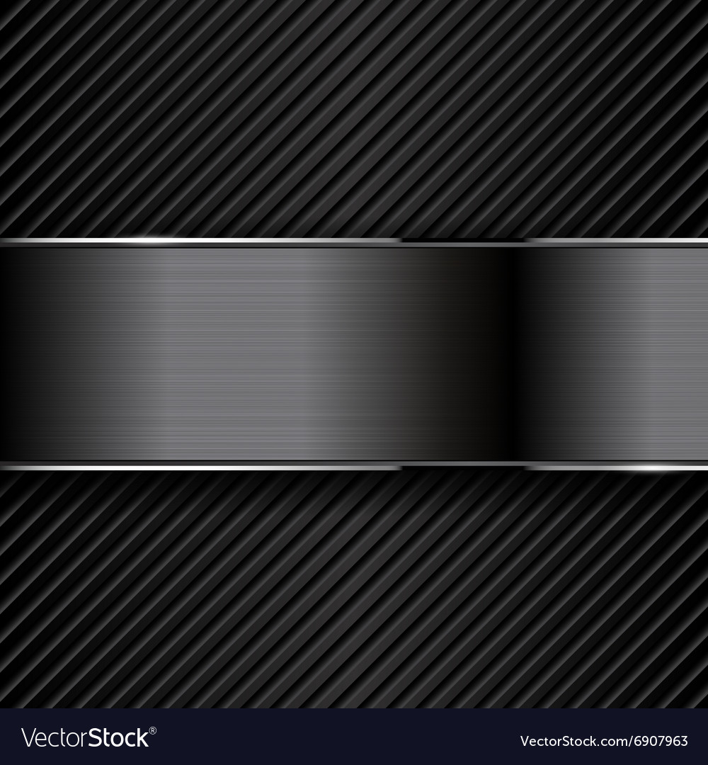 Dark metal backgrounds royalty free vector image dark metal backgrounds vector image voltagebd Choice Image