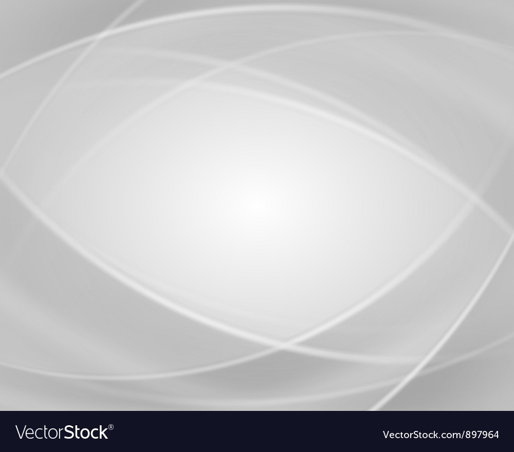 Smooth twist light lines background Vector Image