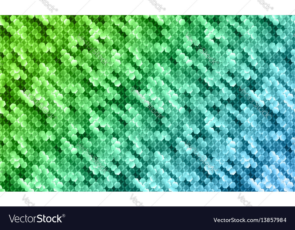 Abstract mosaic pattern for digital screen vector image