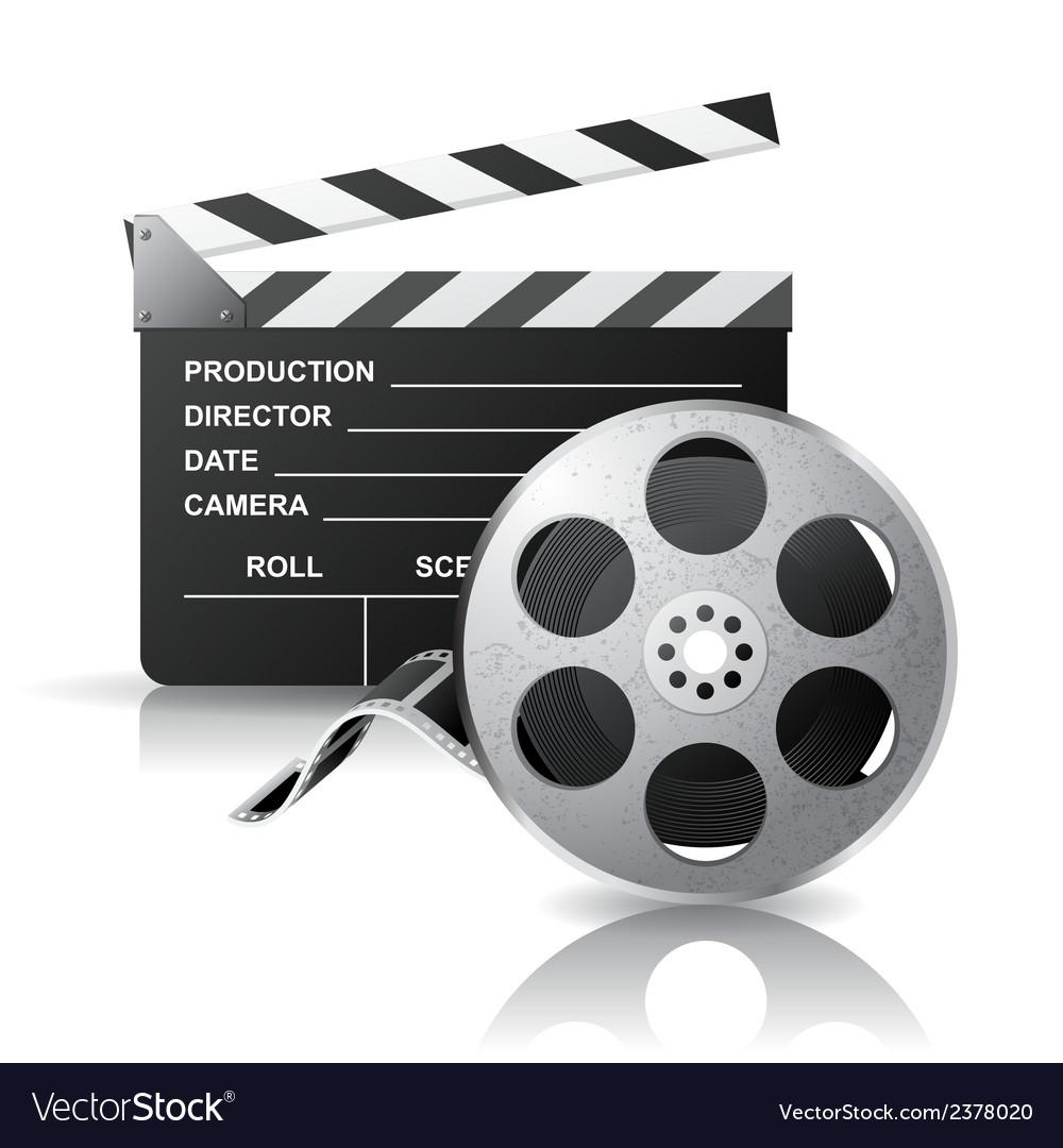 Film Reel Vector