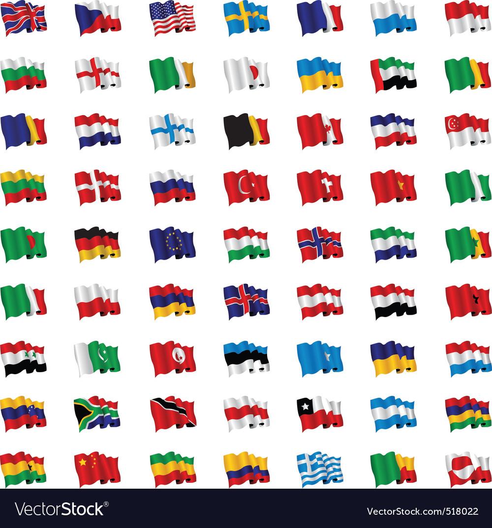 картинки со всеми флагами страница