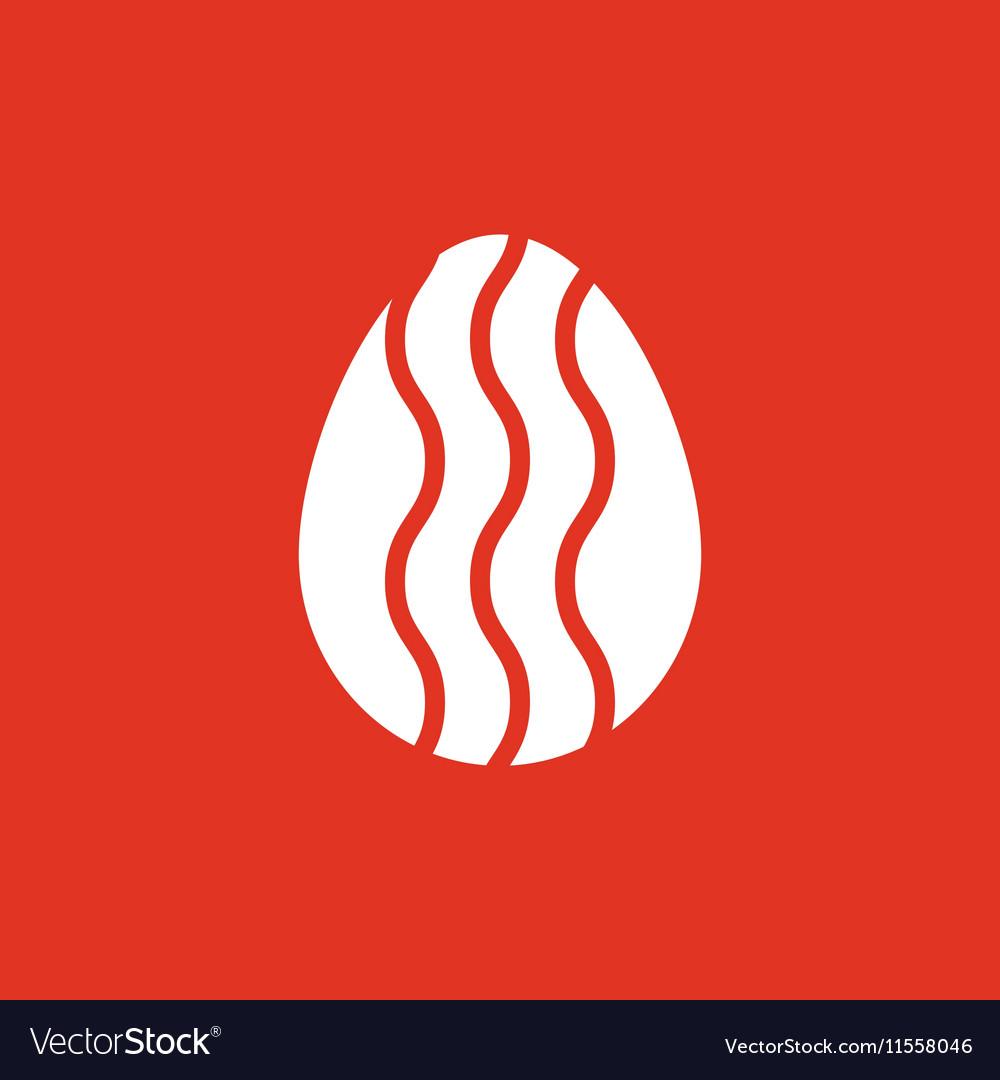 The egg icon easter egg symbol ui web logo vector image the egg icon easter egg symbol ui web logo vector image buycottarizona