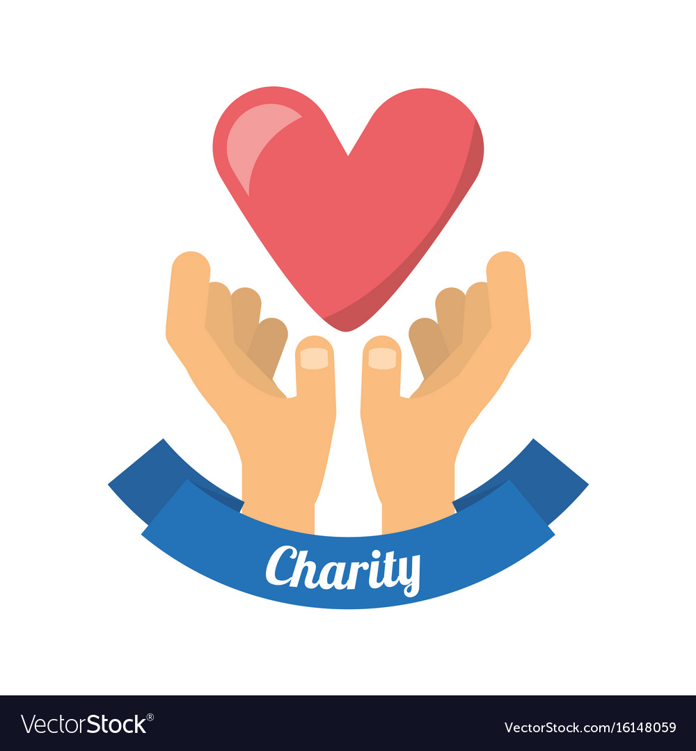 Donation support symbol to charity of the people vector image donation support symbol to charity of the people vector image biocorpaavc