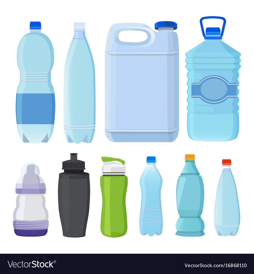 Types Of Water Bottles
