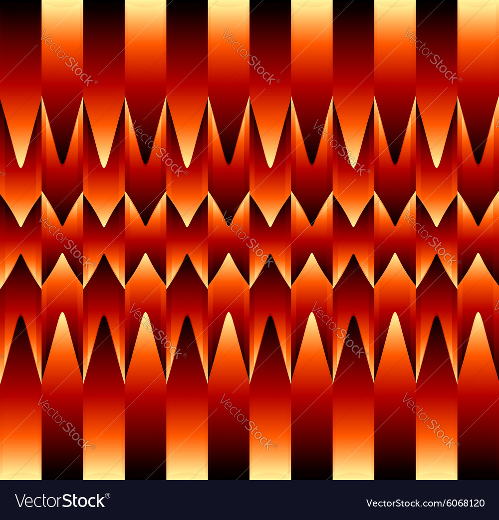 Optical abstract background vector image
