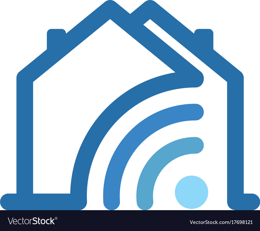 Great Housing Link Vector Image