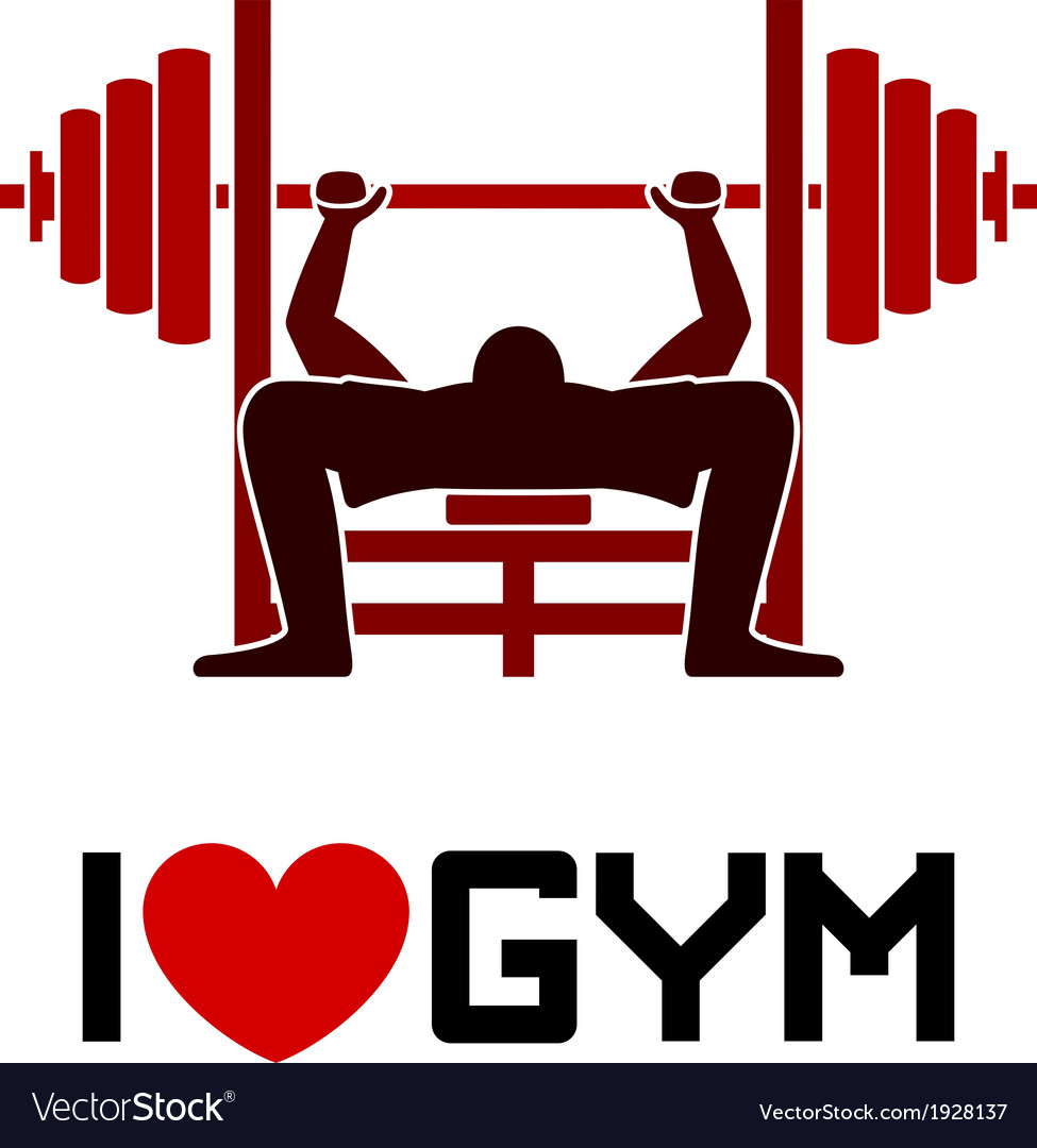 love at the gym