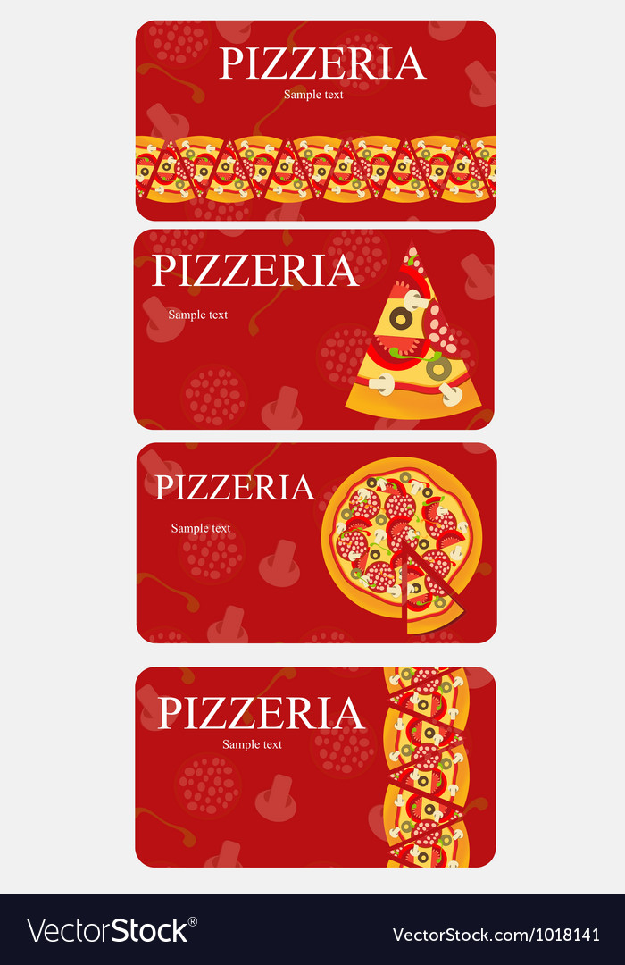 Pizza Menu Template Royalty Free Vector Image VectorStock – Sample Pizza Menu Template