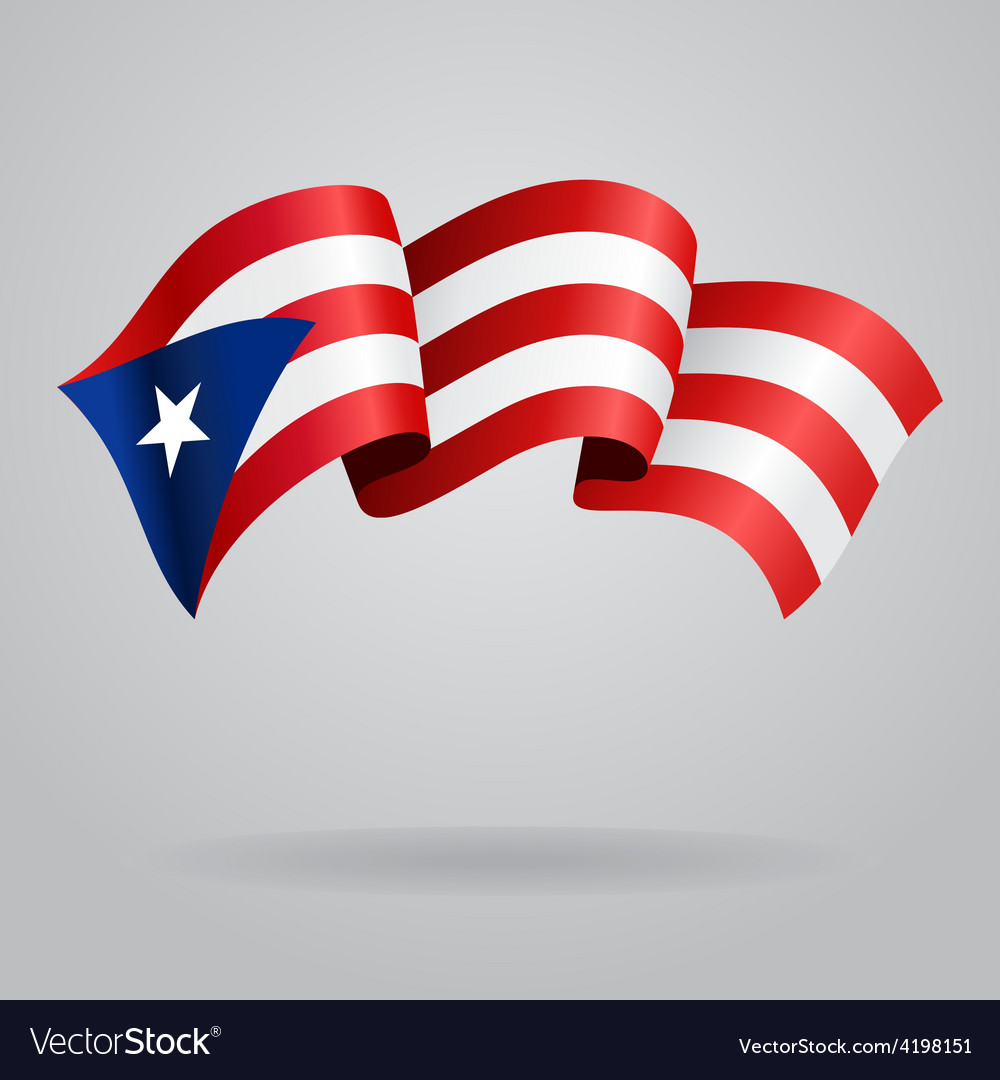 Puerto rican flag vector images 44 biocorpaavc Image collections