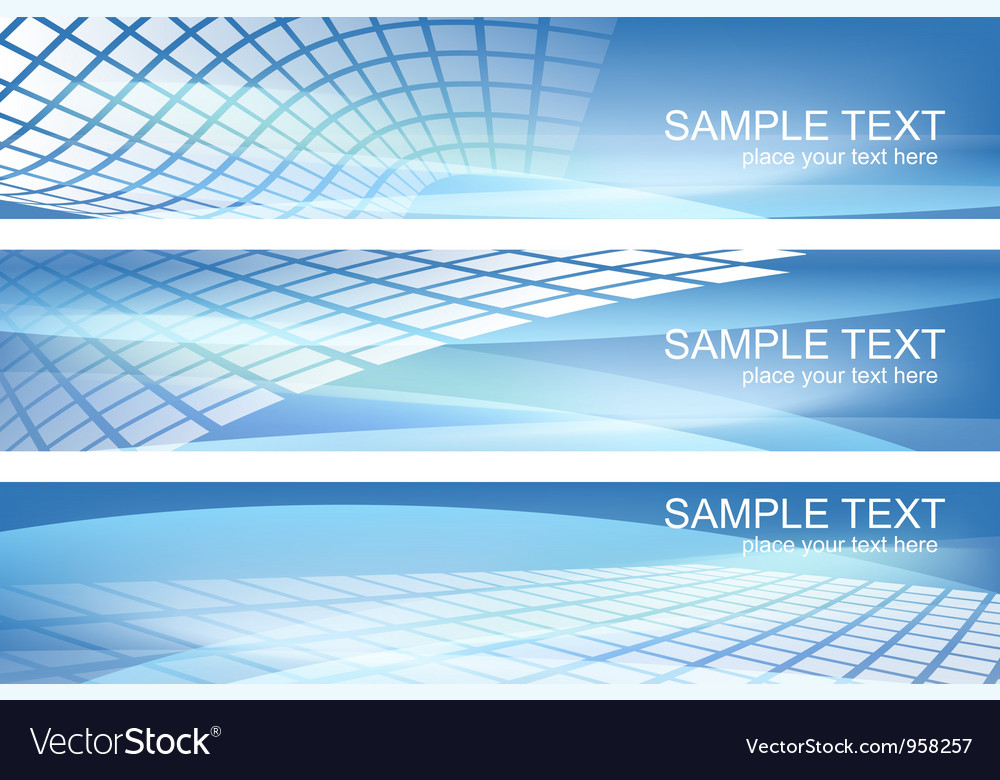 Hi-tech backgrounds vector image