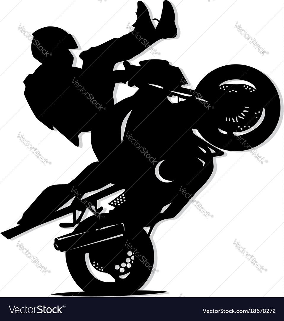 Motorcross Silhouettes Vector  Download Free Vectors
