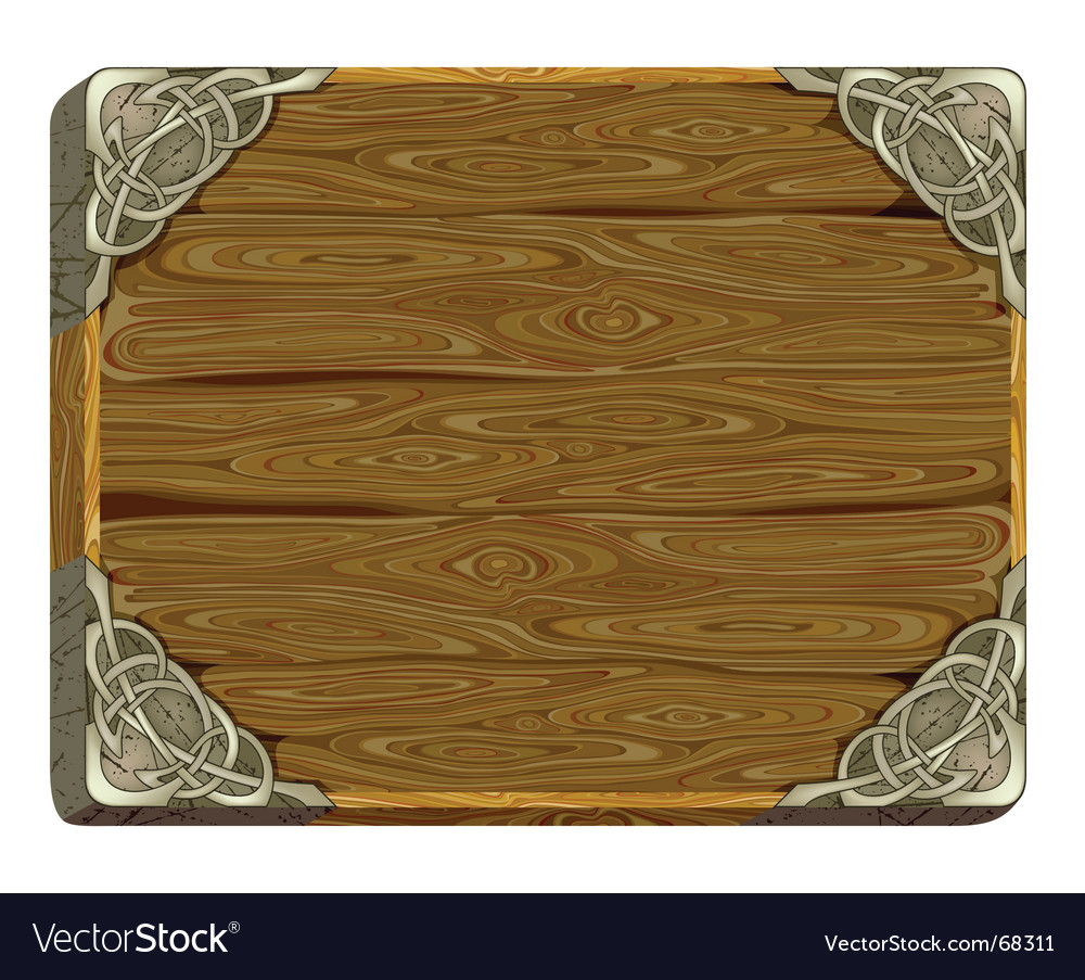 Board vector image