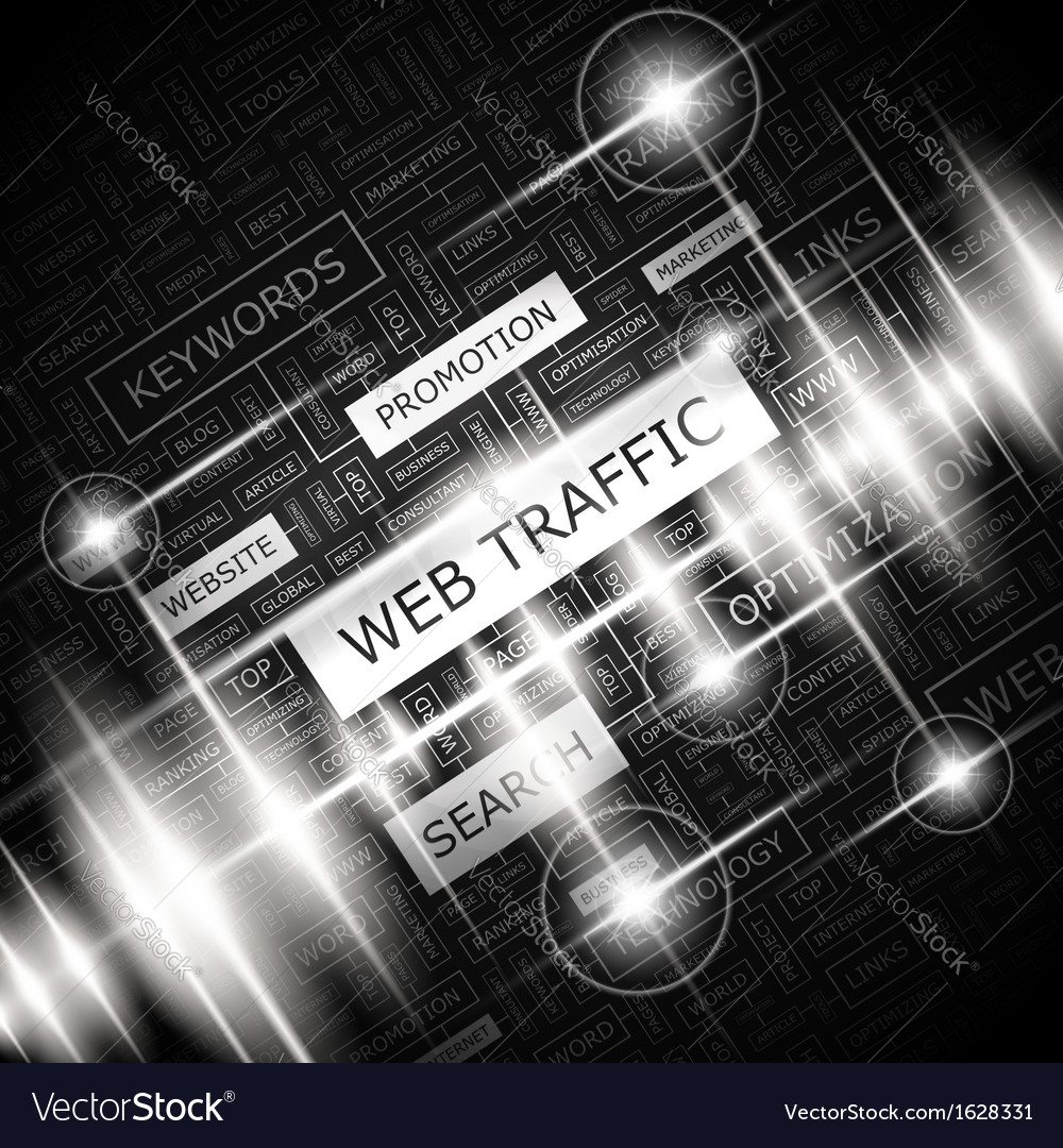 how to raise web traffic