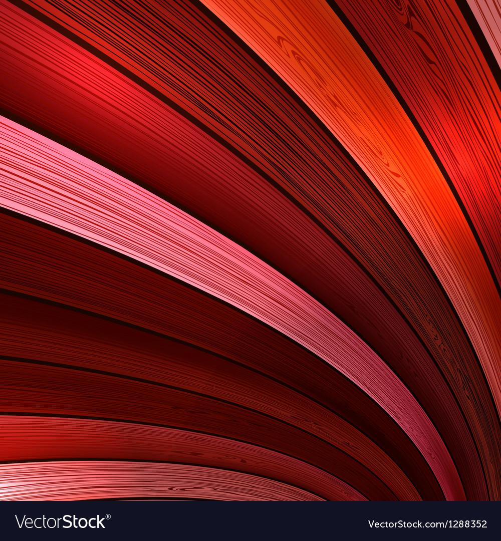 Laminate wood texture Wooden walls and floor vector image