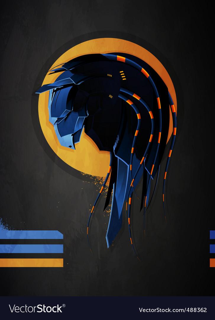 Alien monsters vector image