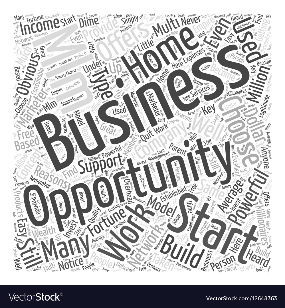 Image result for mlm opportunity images