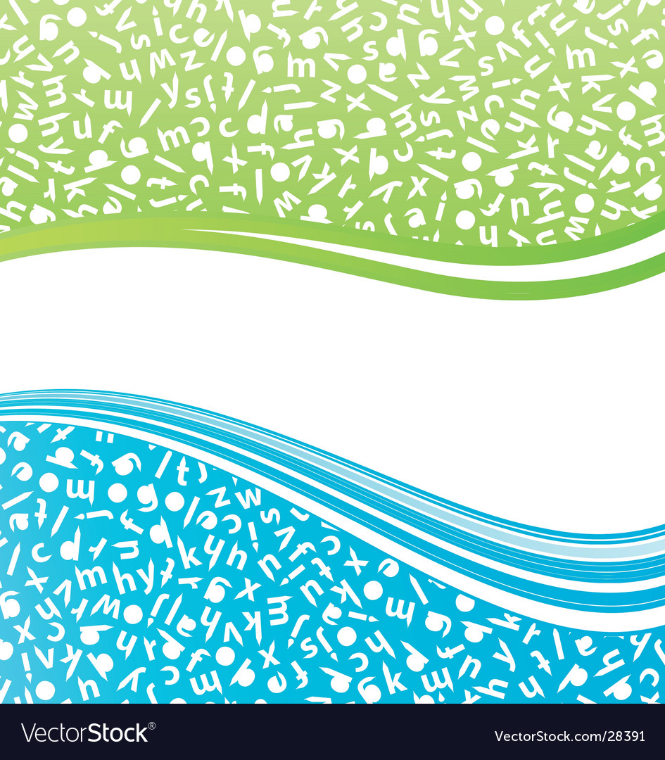 Education lined art background vector image