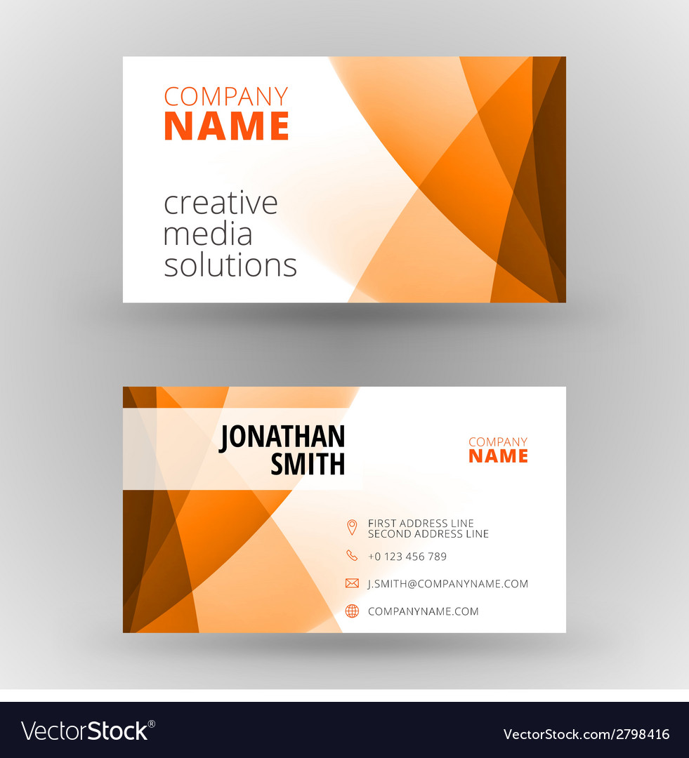 Awesome Print 123 Business Cards Image Collection - Business Card ...