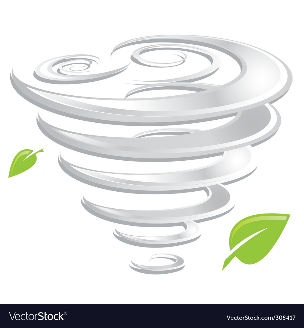 Hurricane Vector Image