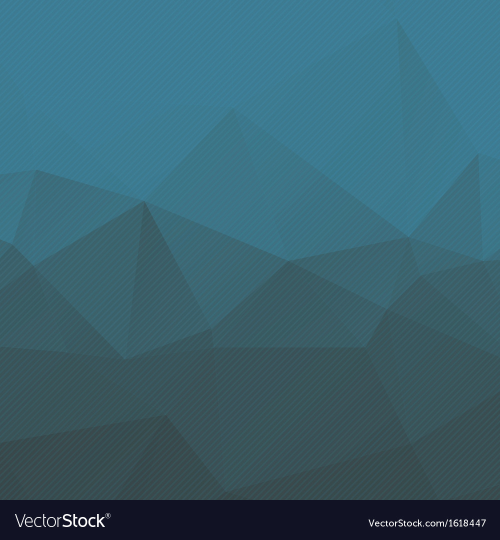 Geometric background with triangles and stripes vector image
