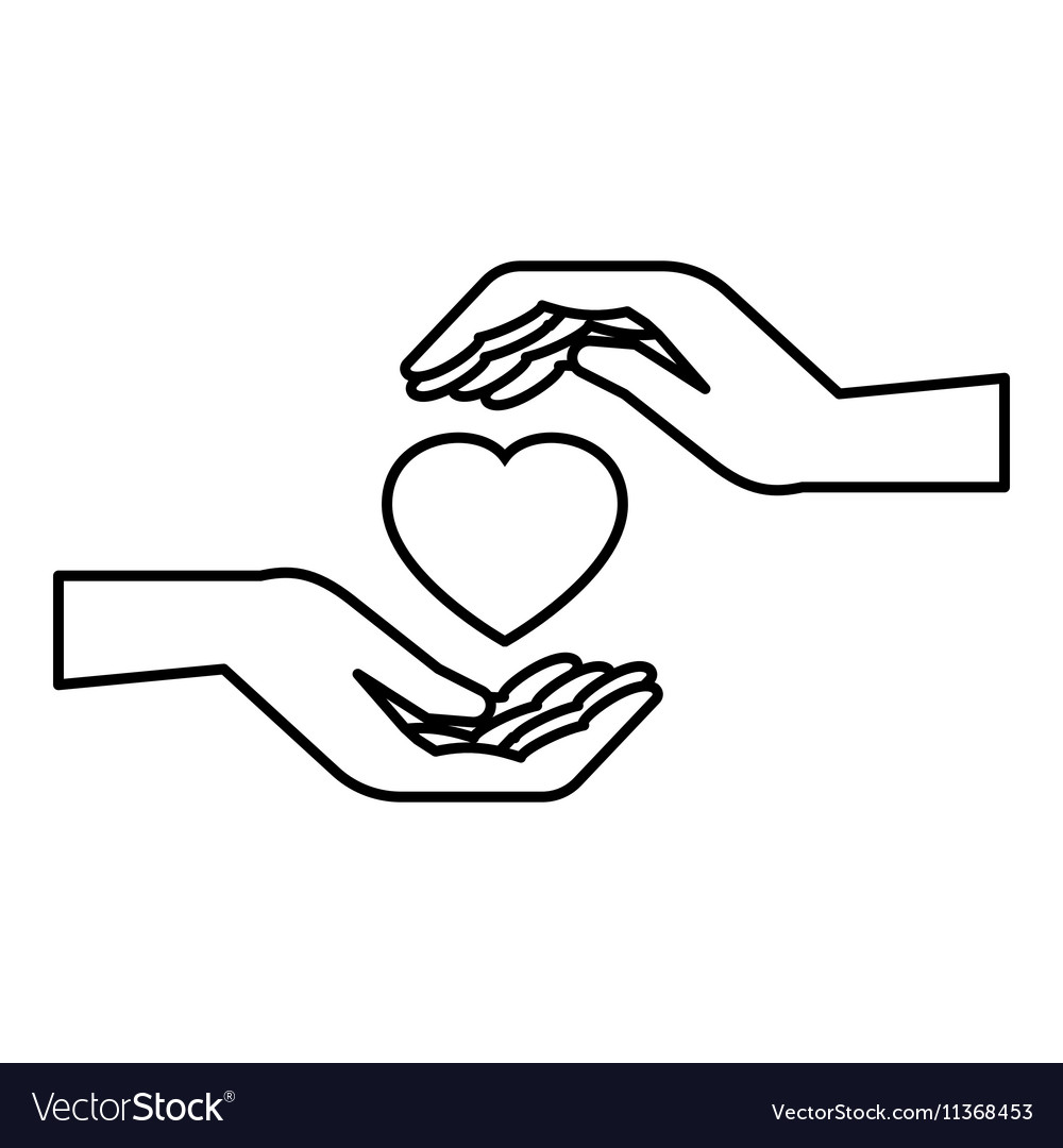 how to draw gods hands