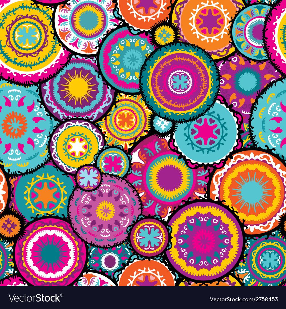 Moroccan pattern Royalty Free Vector Image - VectorStock