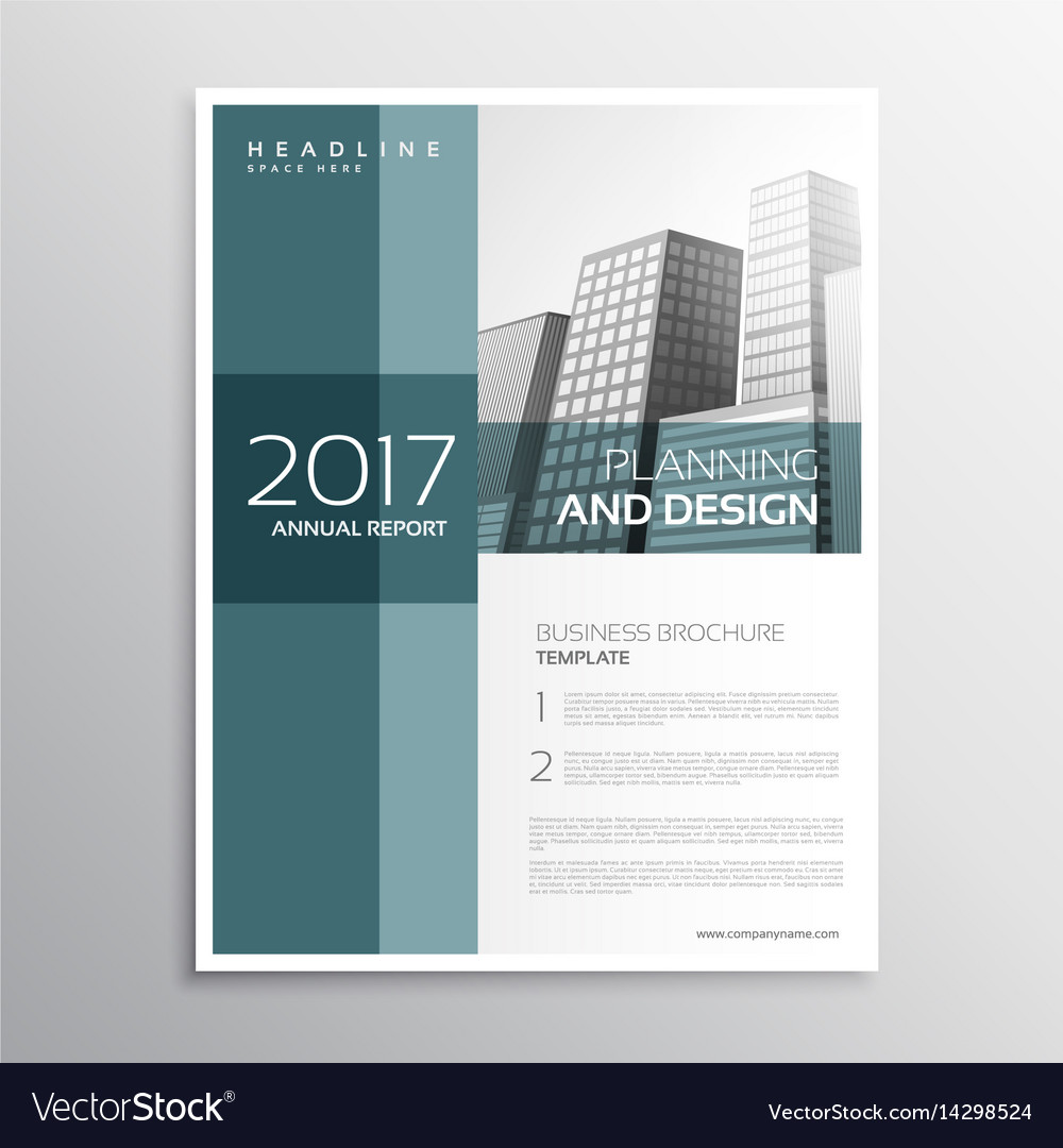 business handout template