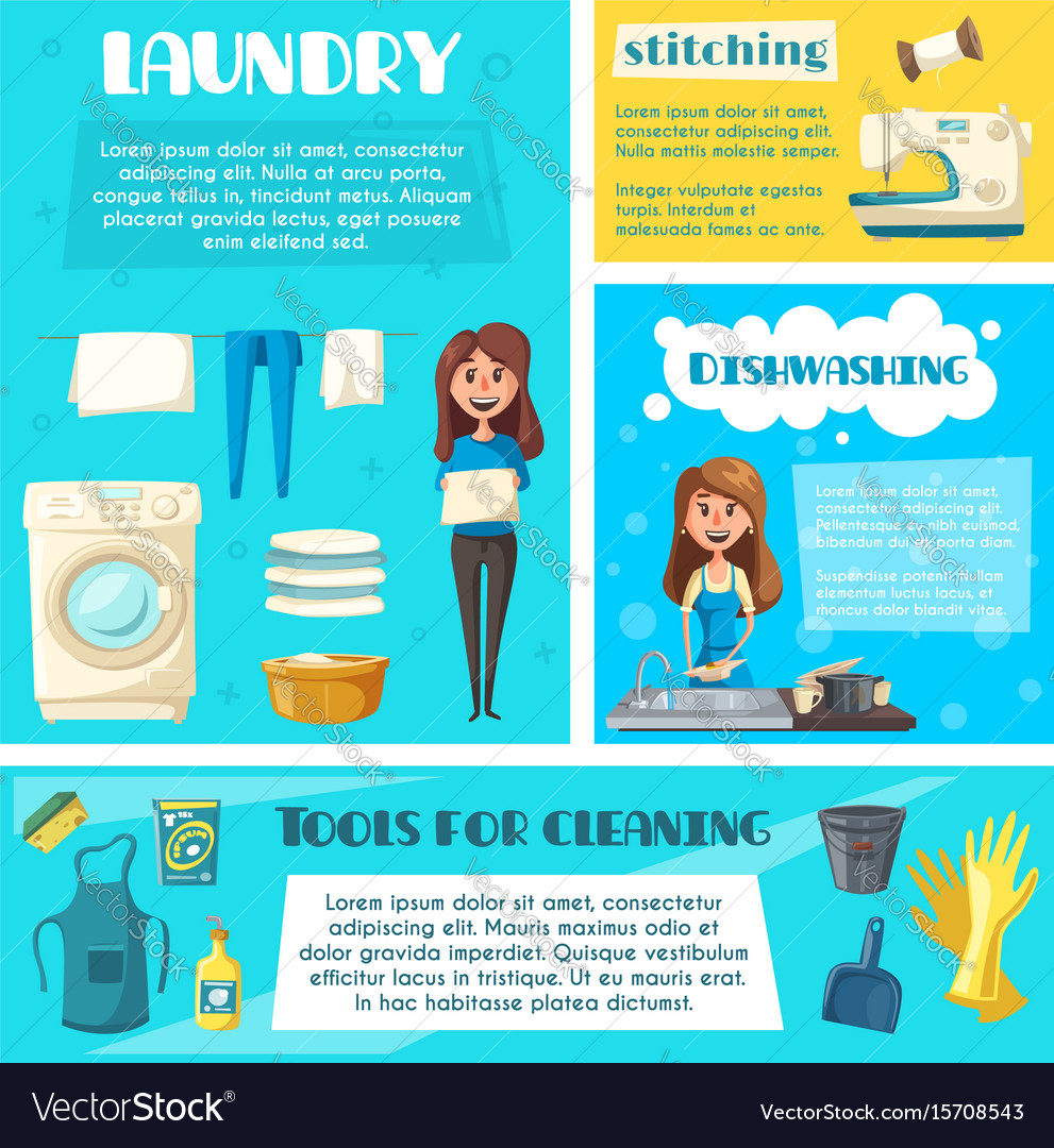household chores template