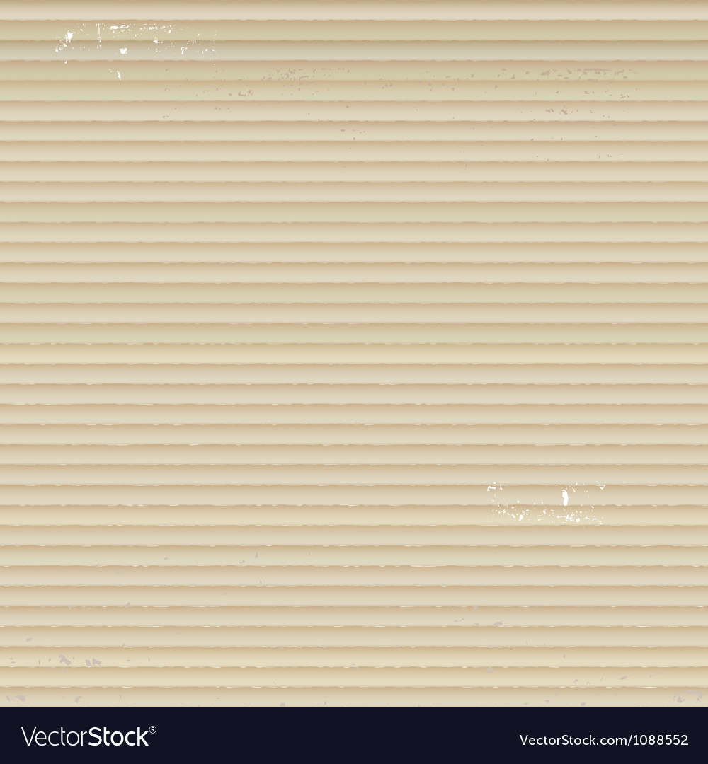 Seamless cardboard background vector image